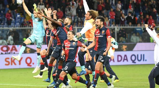 Genoa Vs Chievo Serie A