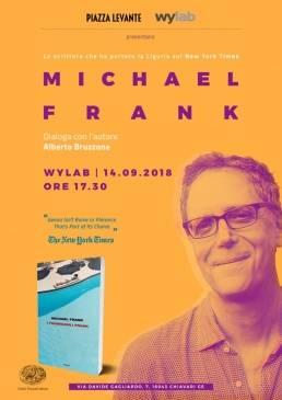 """""""I formidabili Frank"""" libro scrittore americano Michael Frank"""