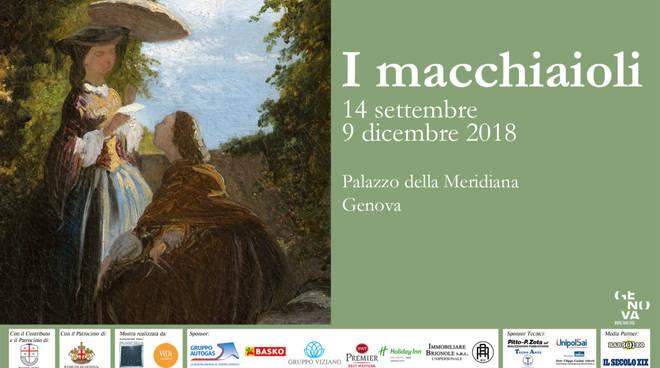 """""""I macchiaioli"""" mostra Genova"""