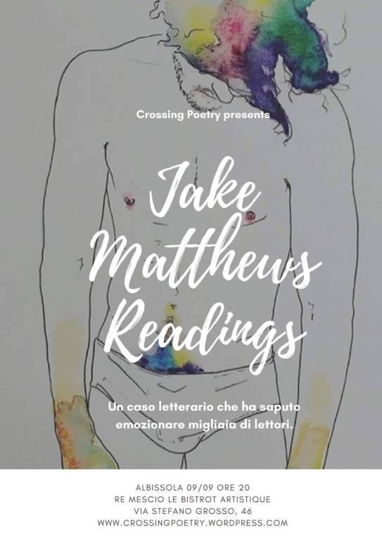 """""""Jake Mattheus Readings"""""""