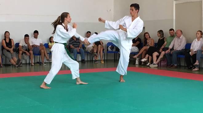 Karate Varazze