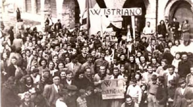 L'Istriano a Santo Stefano