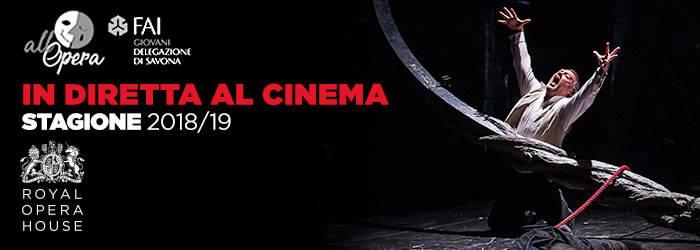 La Valchiria - L'opera teatrale al cinema