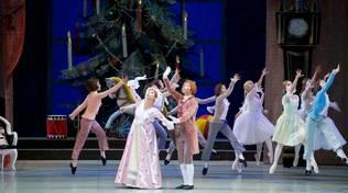 """""""Lo schiaccianoci"""" Balletto del Teatro Astana Opera"""