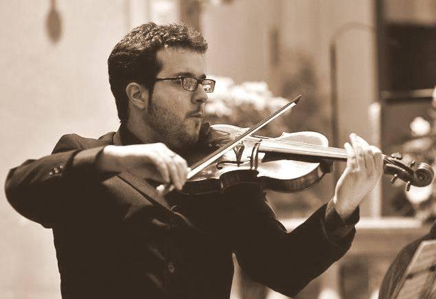 Luca Soi violinista
