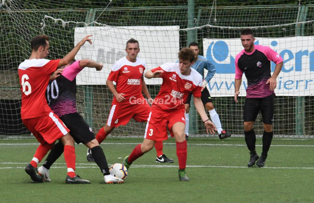 Marassi Vs Anpi Casassa Coppa Liguria Prima Categoria