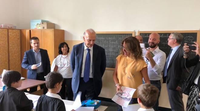 Marco Bussetti scuola certosa
