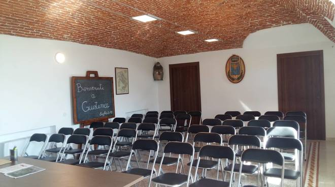 sala medievale giustenice
