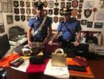 merce contraffatta, carabinieri