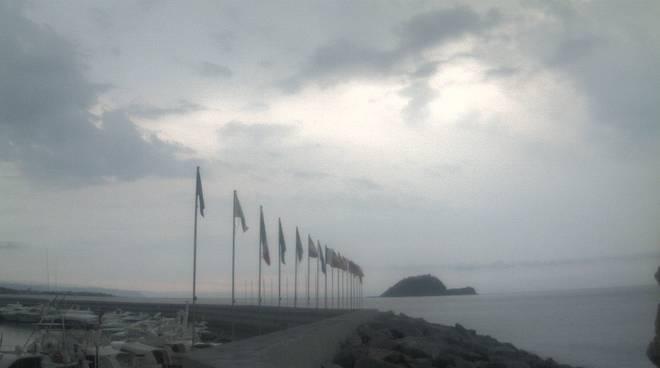 Meteo Alassio Nuvoloso 13 settembre 2018
