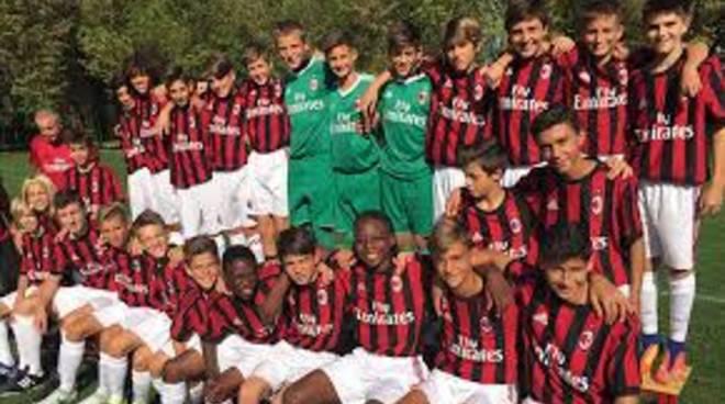 Vivaio Rossonero : Milan: quanti primati con i giovani talenti del vivaio liguria24