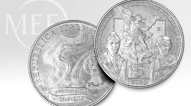 moneta polizia di stato
