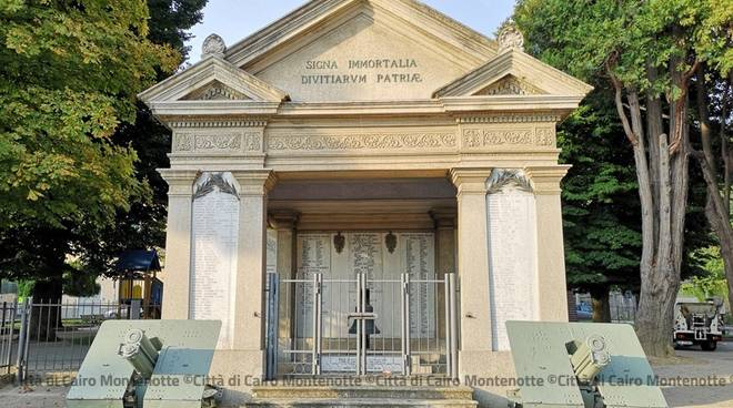monumento caduti cairo