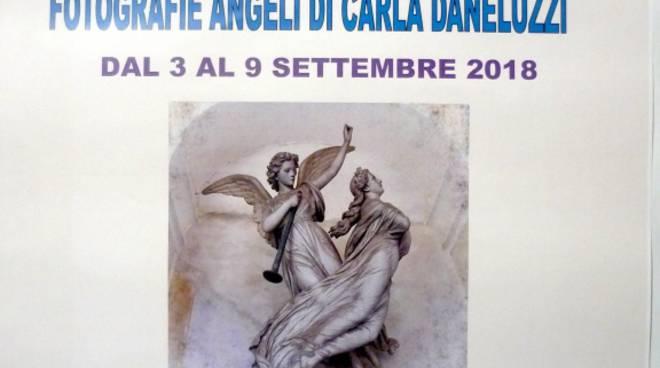 Mostra d'arte Carla Daneluzzi e don Claudio Doglio