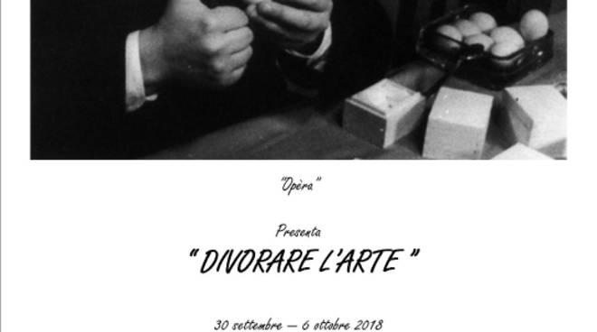 """Mostra """"Divorare l'arte"""" Palazzo Scotto Niccolari Albenga"""