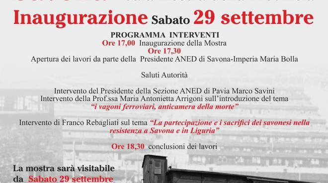 """Mostra Fotografica """"Trasporto 81 - In treno con Teresio"""""""