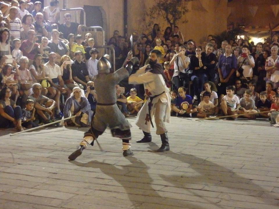 "Torneo ""Excalibur"" La Medioevale"