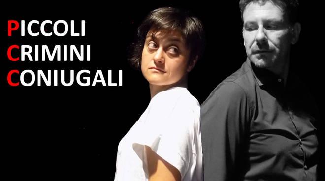 """""""Piccoli crimini coniugali"""" Teatro Sacco"""