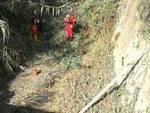 protezione civile Alassio pulizia rii