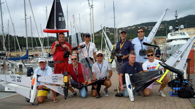 Regata Dragon Force 65 a Varazze