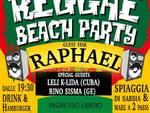 Reggae Party in Spiaggia Live Band Show Bagni Nautilus