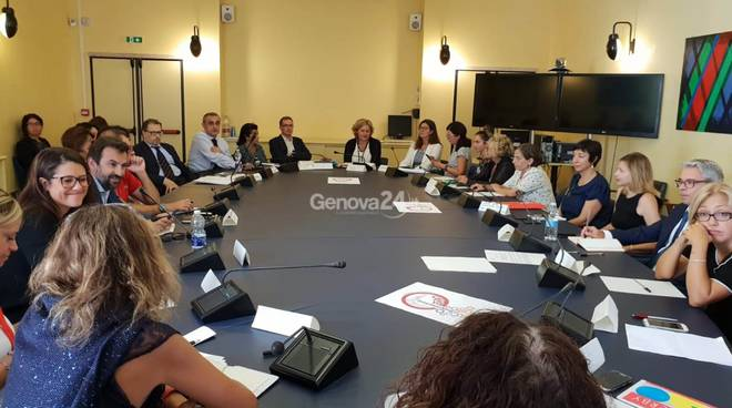 riunione smartworking