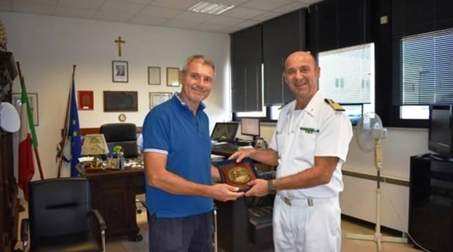 Roberto Soldatini guardia costiera