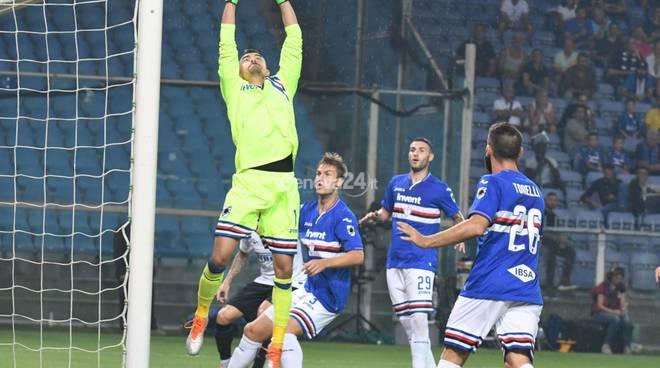 Sampdoria Vs Inter Serie A