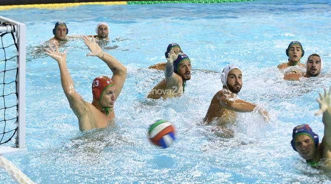 Sporting Club Quinto 1921 Vs Posillipo Coppa Italia Qulificazioni
