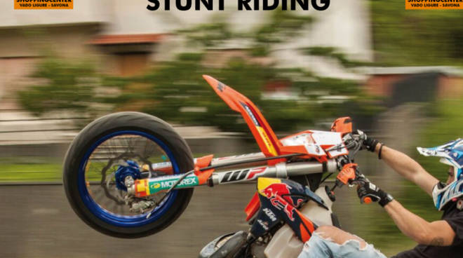 Stunt Riding e Motoraduno