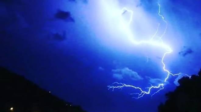 Tempesta di fulmini, Stefano Privino