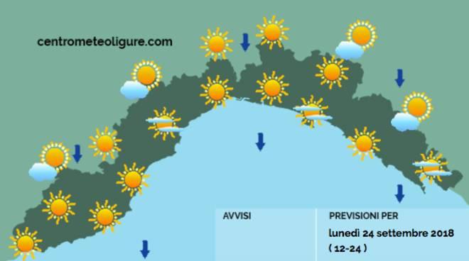 Meteo, le previsioni: primo assaggio d'autunno, temperature giù anche di dieci gradi