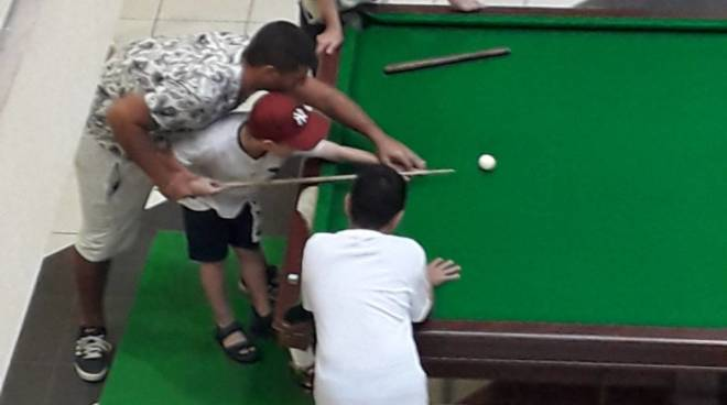 snooker Savona
