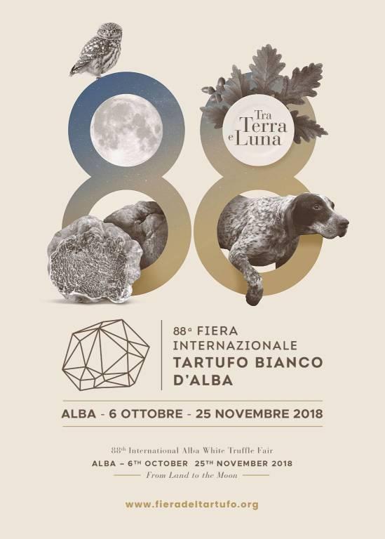Fiera Tartufo Alba 2018