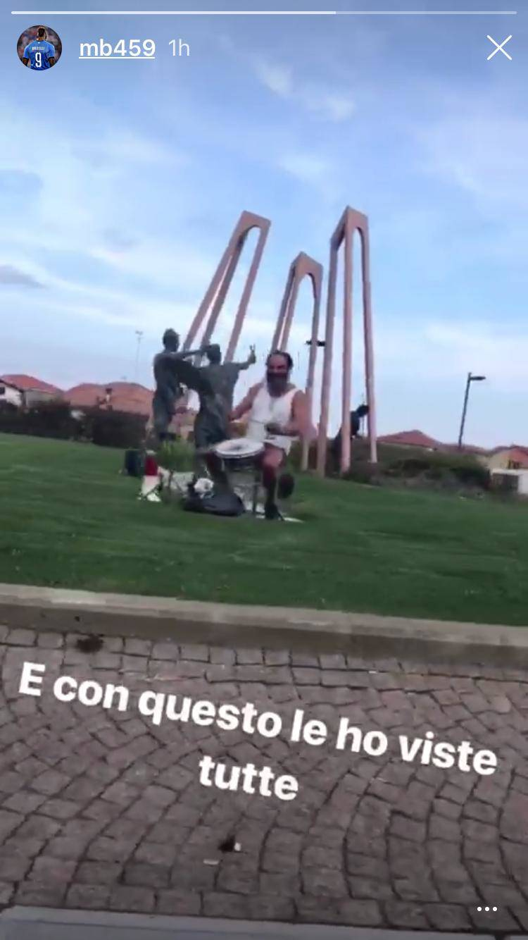 Balotelli Albenga