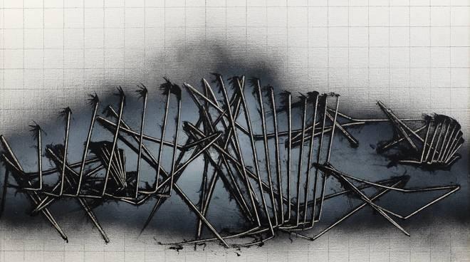 Emilio Scanavino Mostra Vico Spinola