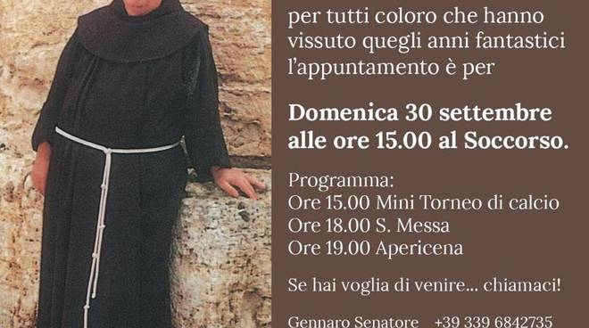 Evento Padre Gaetano Alberto