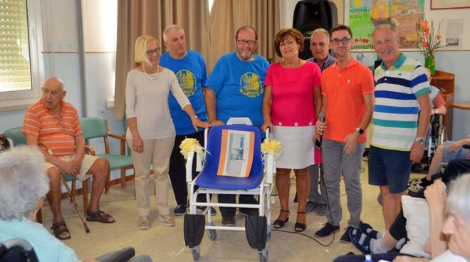 Donazione Ramella Loano