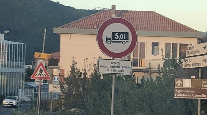 Limite Peso Mezzi Pesanti Bastia