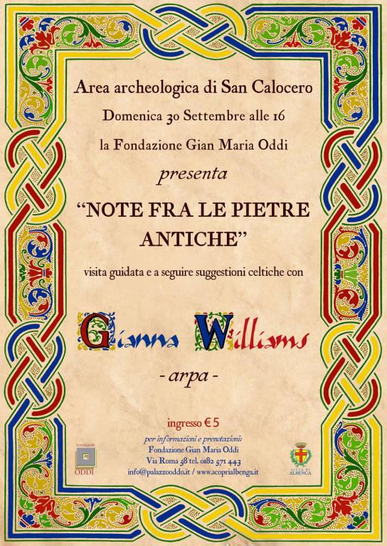 Visita guidata e concerto San Calocero al Monte Albenga