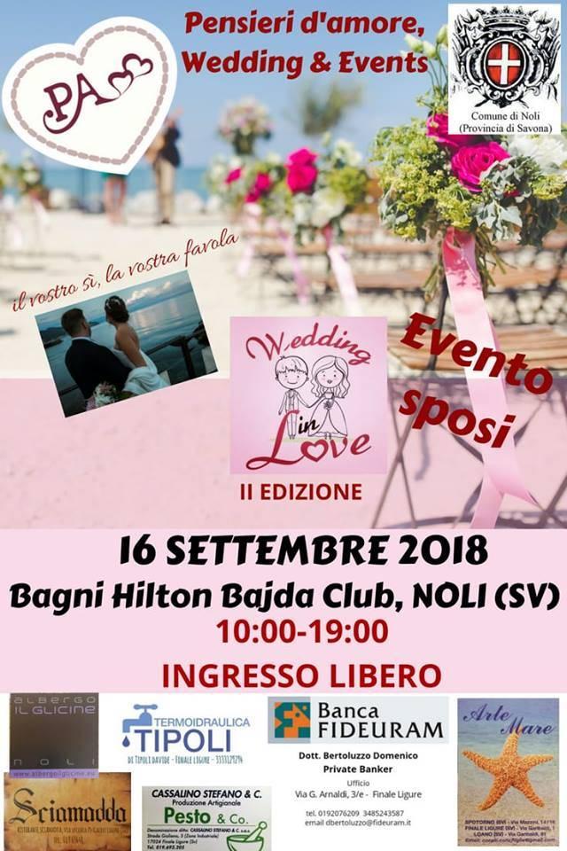 Wedding in Love Noli 2018
