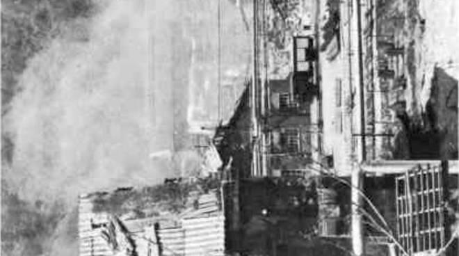 ACNA Cengio esplosione 11 maggio 1979