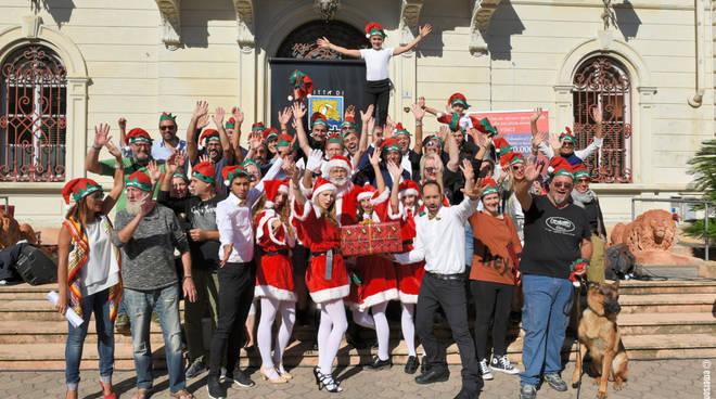 Alassio Christmas Town