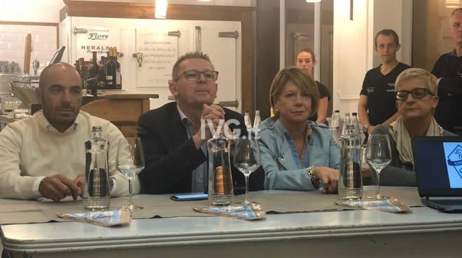 Albissola: la presentazione di mister Claudio Bellucci