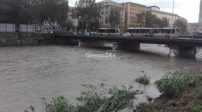 Allerta Genova 28 ottobre
