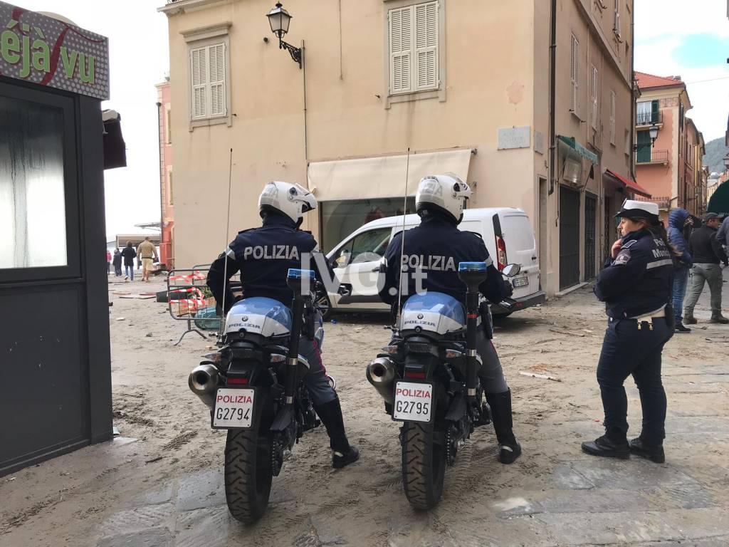Allerta meteo Polizia di Stato Alassio
