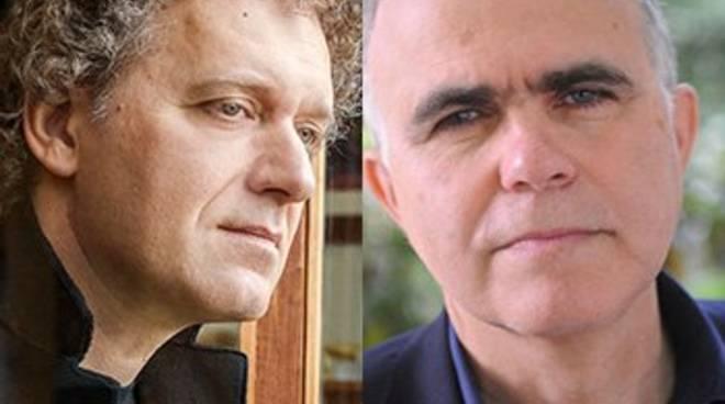 Andrea Lucchesini e Sandro Cappelletto