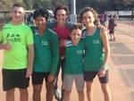 Atletica leggera: i campionati regionali Ragazzi e Ragazze