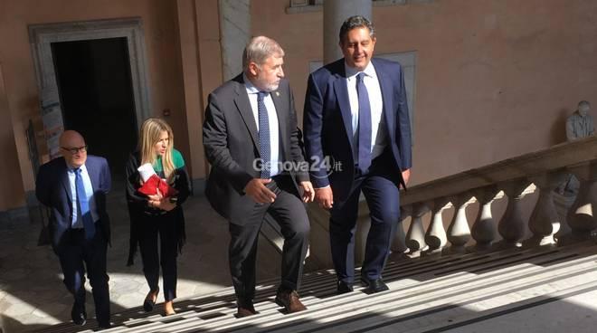 La camorra negli affari per la demolizione del Ponte Morandi: 2 arresti