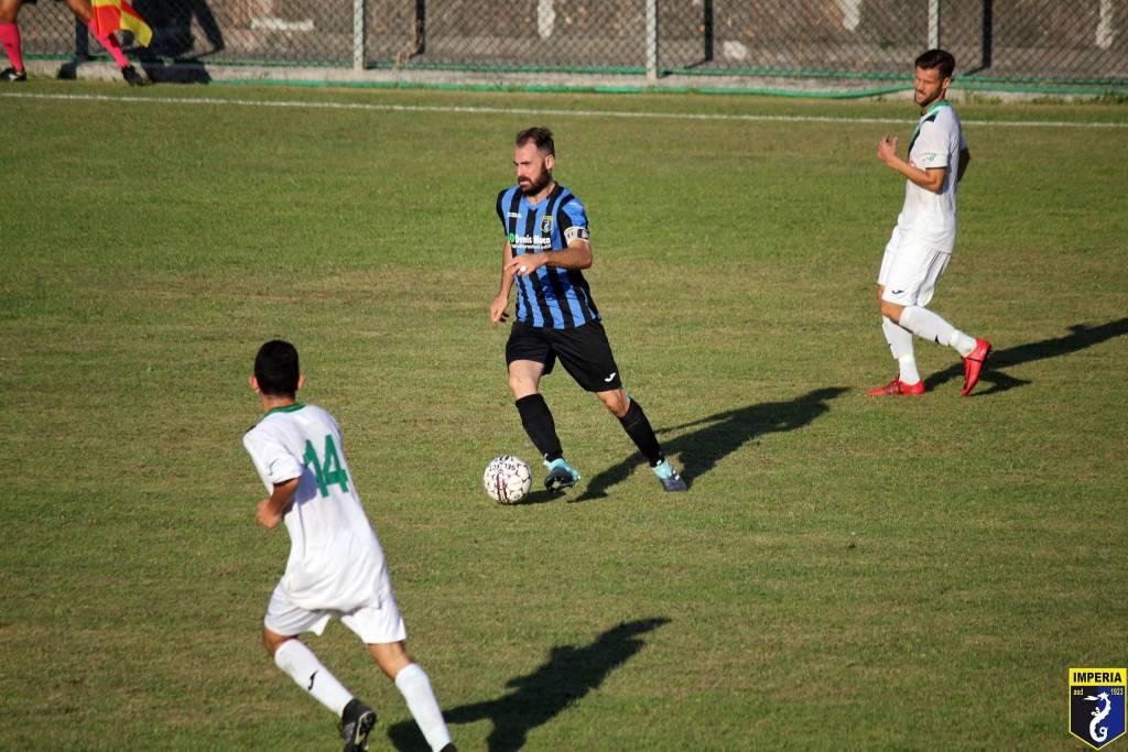 Calcio, Eccellenza: Imperia vs Angelo Baiardo